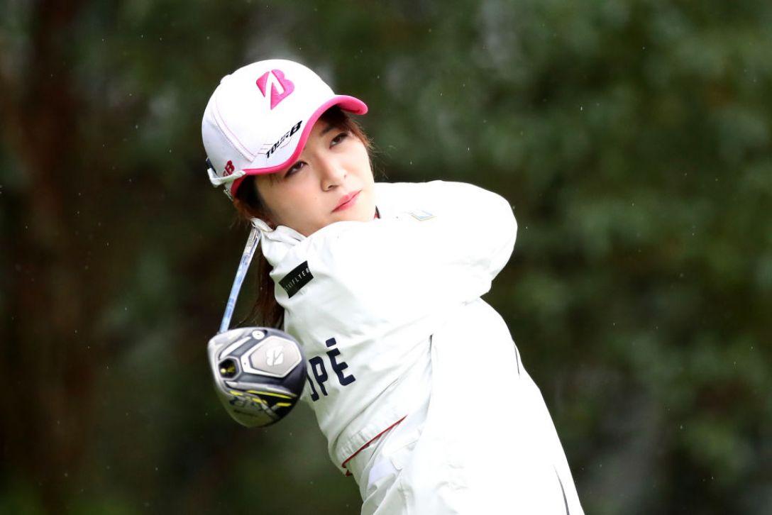 LPGAツアーチャンピオンシップリコーカップ 第1日 三ヶ島かな <Photo:Chung Sung-Jun/Getty Images>