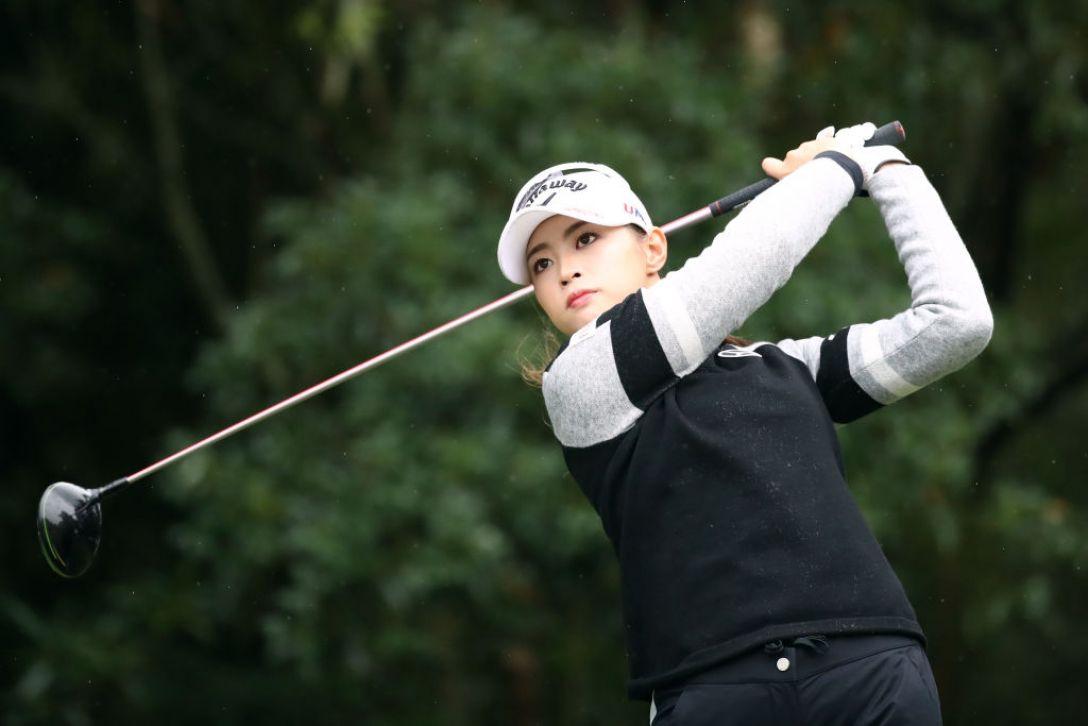 LPGAツアーチャンピオンシップリコーカップ 第1日 柏原明日架 <Photo:Chung Sung-Jun/Getty images>
