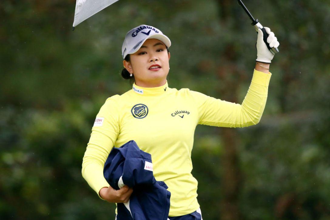 LPGAツアーチャンピオンシップリコーカップ 第1日 河本結 <Photo:Chung Sung-Jun/Getty images>