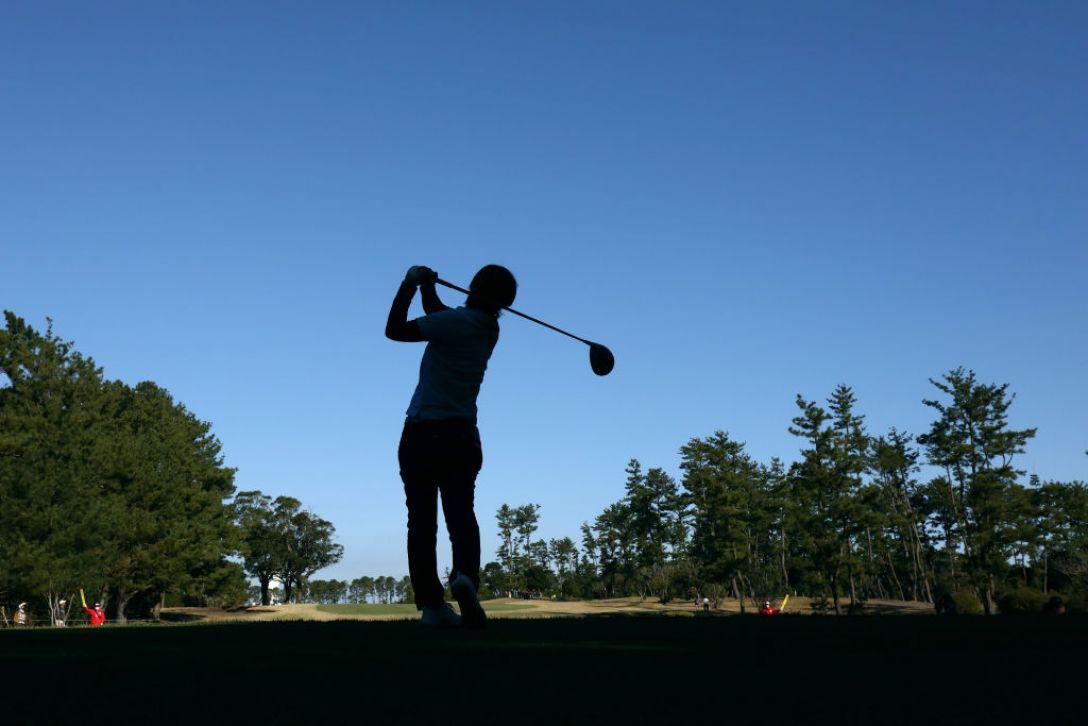 LPGAツアーチャンピオンシップリコーカップ 第2日 穴井詩 <Photo:Chung Sung-Jun/Getty Images>