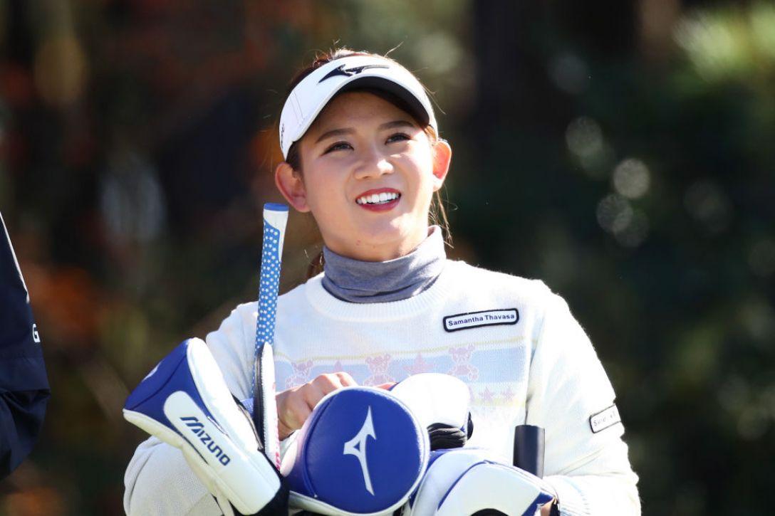 LPGAツアーチャンピオンシップリコーカップ 第2日 吉本ひかる<Photo:Chung Sung-Jun/Getty Images>