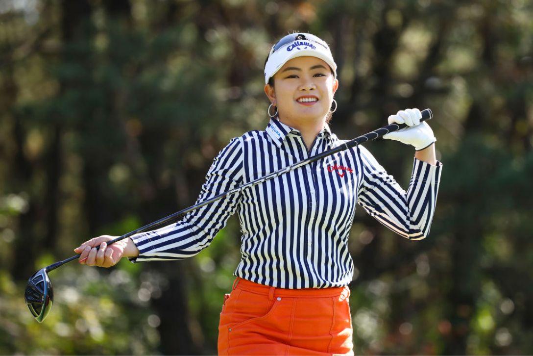 LPGAツアーチャンピオンシップリコーカップ 第2日 河本結 <Photo:Chung Sung-Jun/Getty Images>