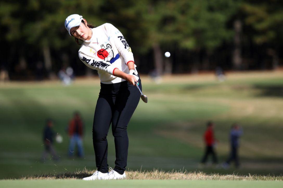 LPGAツアーチャンピオンシップリコーカップ 第3日 ペソンウ <Photo:Chung Sung-Jun/Getty Images>