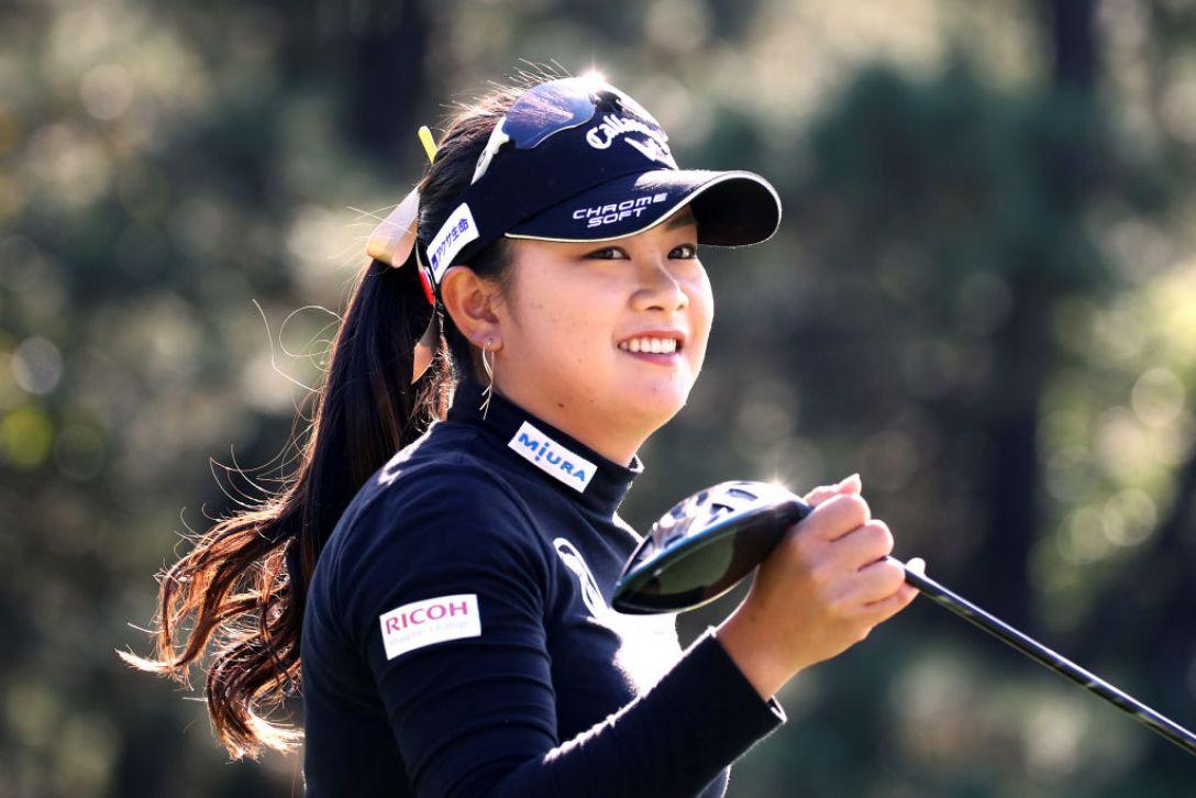 LPGAツアーチャンピオンシップリコーカップ 第3日 河本結 <Photo:Chung Sung-Jun/Getty Images>