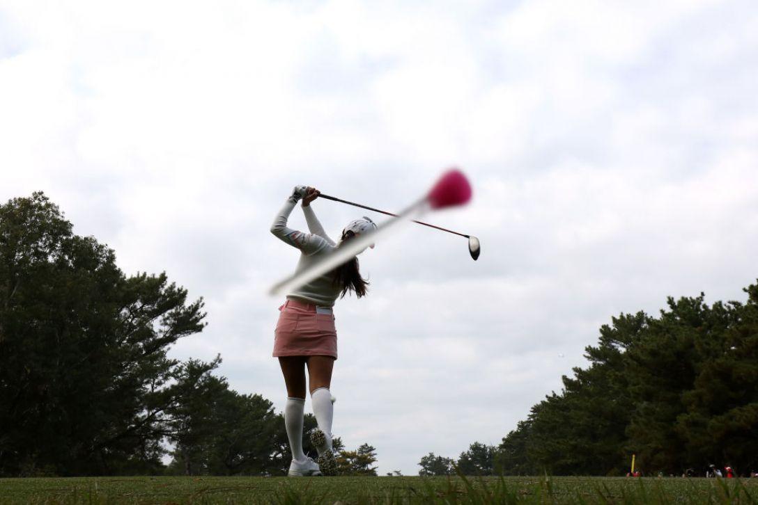LPGAツアーチャンピオンシップリコーカップ 最終日 イボミ<Photo:Chung Sung-Jun/Getty Images>