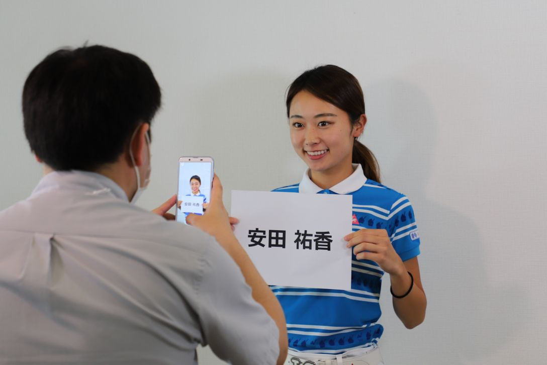NEC軽井沢72ゴルフトーナメント 安田祐香
