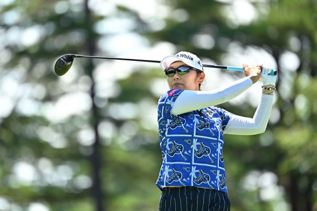 NEC軽井沢72ゴルフトーナメント 第2日 藤田さいき <Photo:Atsushi Tomura/Getty Images>