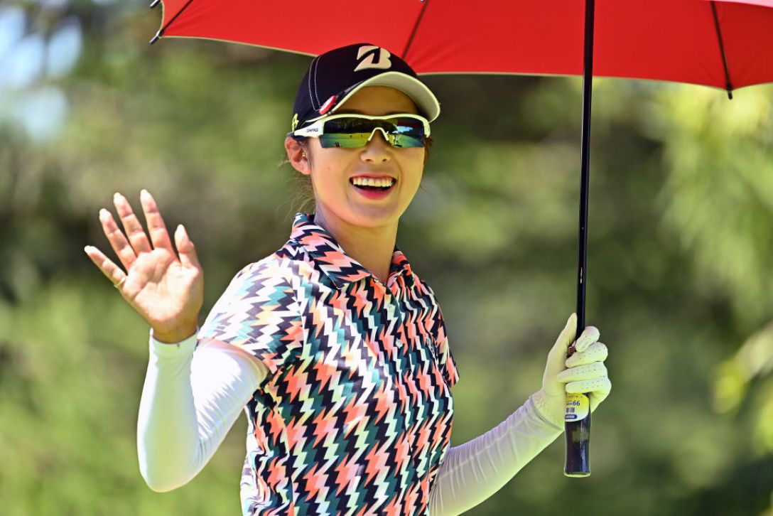 NEC軽井沢72ゴルフトーナメント 第2日 高木萌衣 <Photo:Atsushi Tomura/Getty Images>