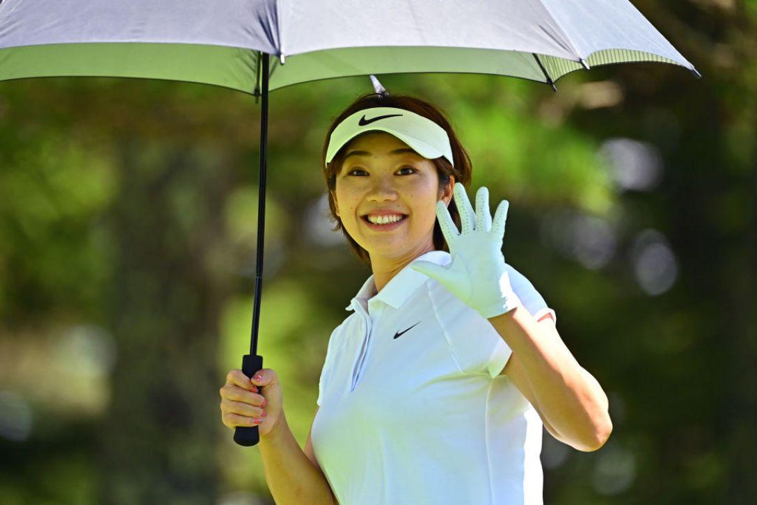 NEC軽井沢72ゴルフトーナメント 最終日 葭葉ルミ <Photo:Atsushi Tomura/Getty Images>