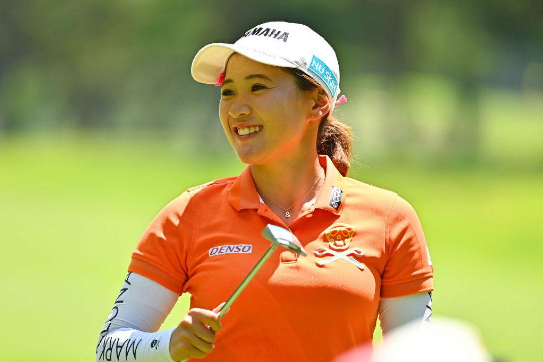 NEC軽井沢72ゴルフトーナメント 最終日 永井花奈 <Photo:Atsushi Tomura/Getty Images>