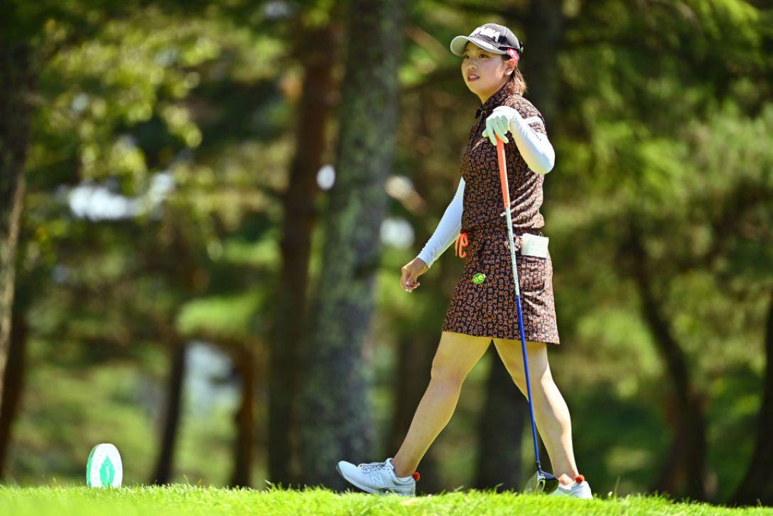 NEC軽井沢72ゴルフトーナメント 最終日 後藤未有 <Photo:Atsushi Tomura/Getty Images>