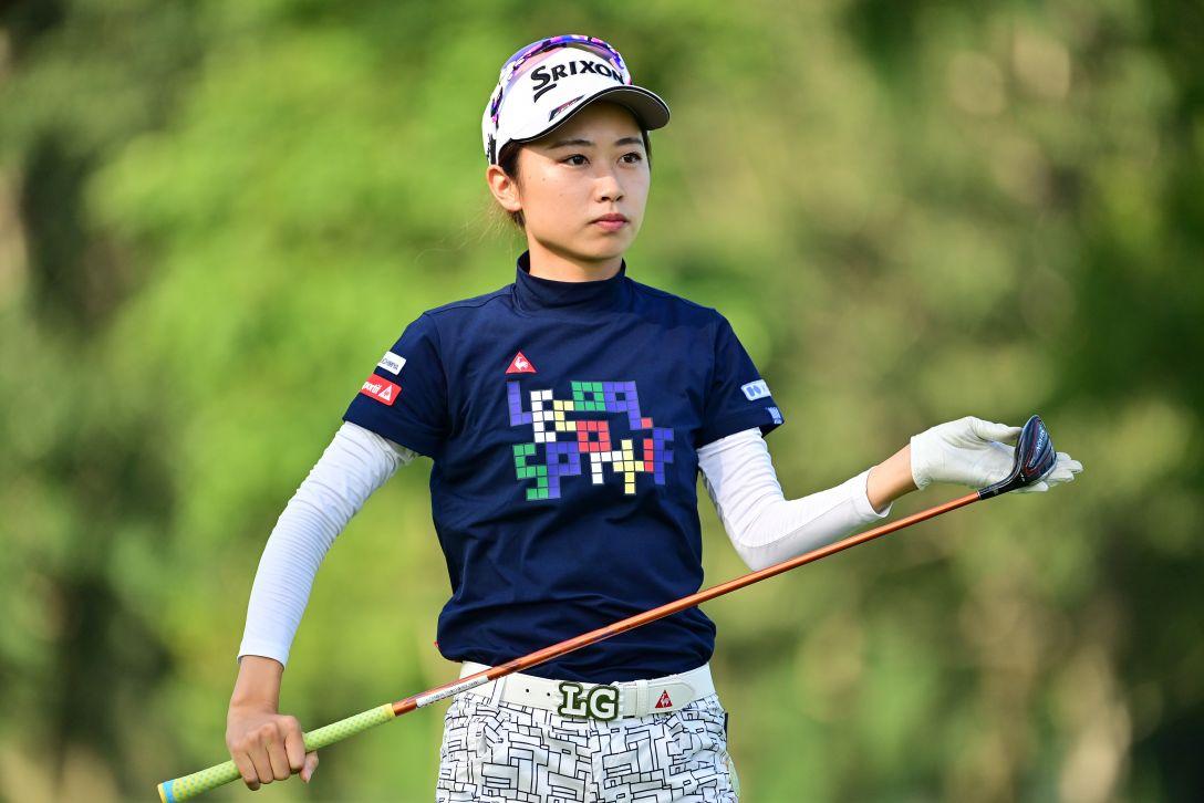ニトリレディスゴルフトーナメント 第1日 安田祐香 <Photo:Atsushi Tomura/Getty Images>