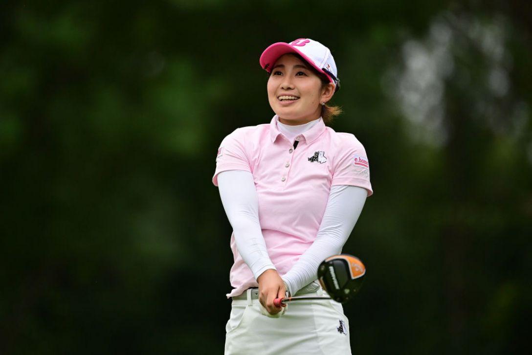 ニトリレディスゴルフトーナメント 第3日 蛭田みな美 <Photo:Atsushi Tomura/Getty Images>