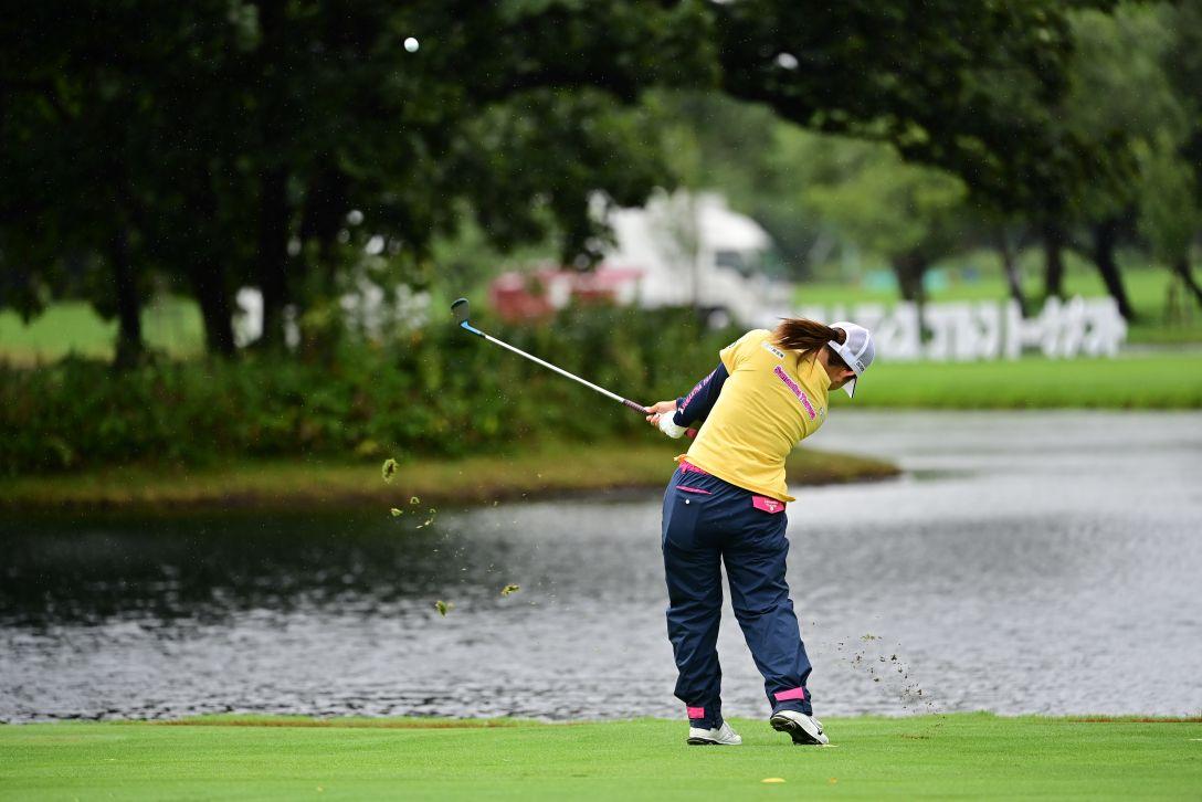 ニトリレディスゴルフトーナメント 最終日 小祝さくら <Photo:Atushi Tomura/Getty Images>