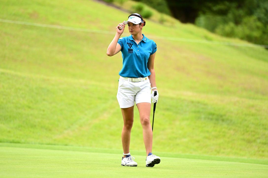 ゴルフ5レディス プロゴルフトーナメント 第1日 原英莉花 <Photo:Atsushi Tomura/Getty Images>