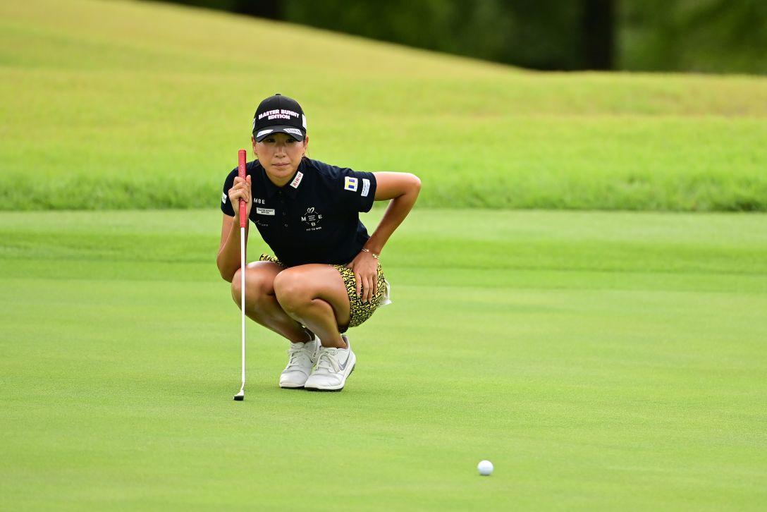 ゴルフ5レディス プロゴルフトーナメント 第1日 木戸愛 <Photo:Atsushi Tomura/Getty Images>