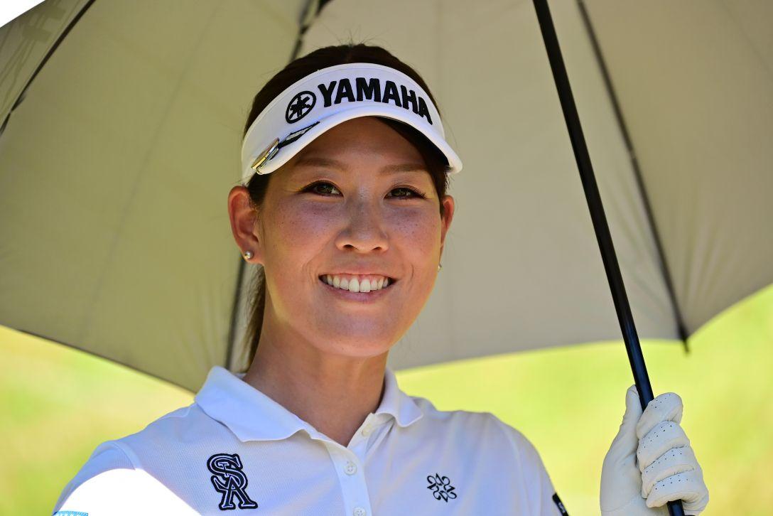 ゴルフ5レディス プロゴルフトーナメント 第2日 福田真未 <Photo:Atsushi Tomura/Getty Images>