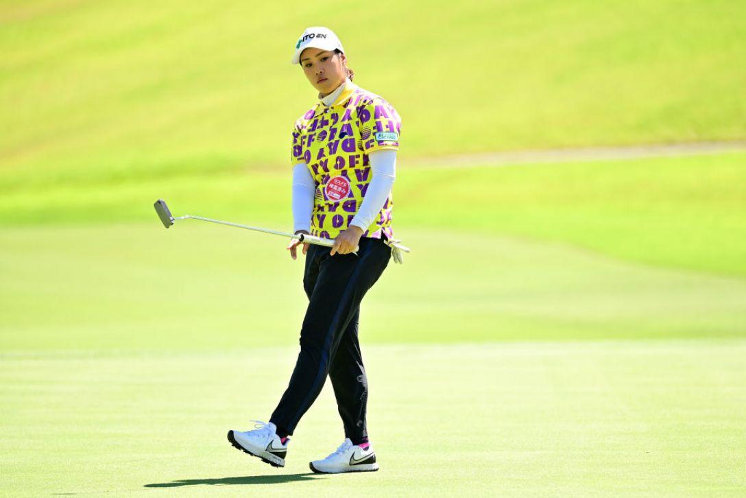 ゴルフ5レディス プロゴルフトーナメント 最終日 濱田茉優 <Photo:Atsushi Tomura/Getty Images>