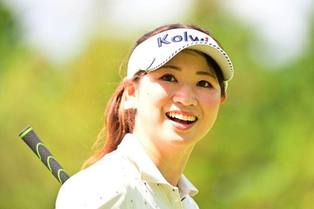 ゴルフ5レディス プロゴルフトーナメント 最終日 川満陽香理 <Photo:Atsushi Tomura/Getty Images>