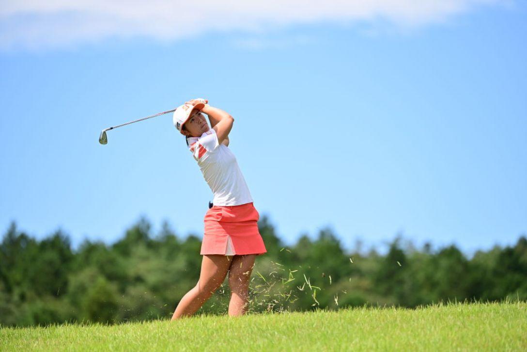 ゴルフ5レディス プロゴルフトーナメント 最終日 渡邉彩香 <Photo:Atsushi Tomura/Getty Images>
