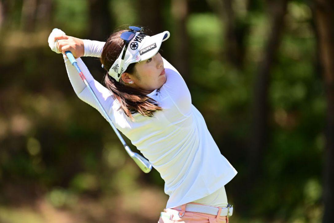 ゴルフ5レディス プロゴルフトーナメント 最終日 植竹希望 <Photo:Atsushi Tomura/Getty Images>