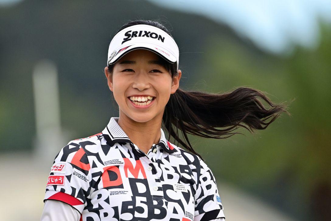 日本女子プロゴルフ選手権大会コニカミノルタ杯 最終日 吉本ここね <Photo:Atushi Tomura/Getty Images>