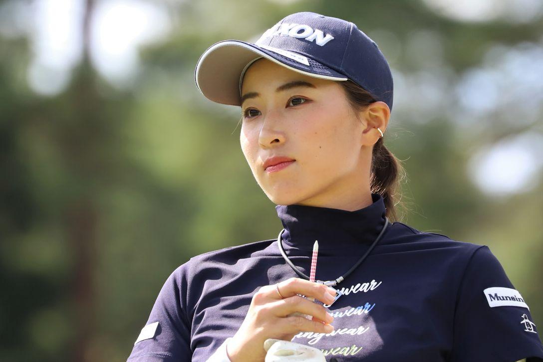 2020中国新聞ちゅーピーレディースカップ 第1日 澁澤莉絵留
