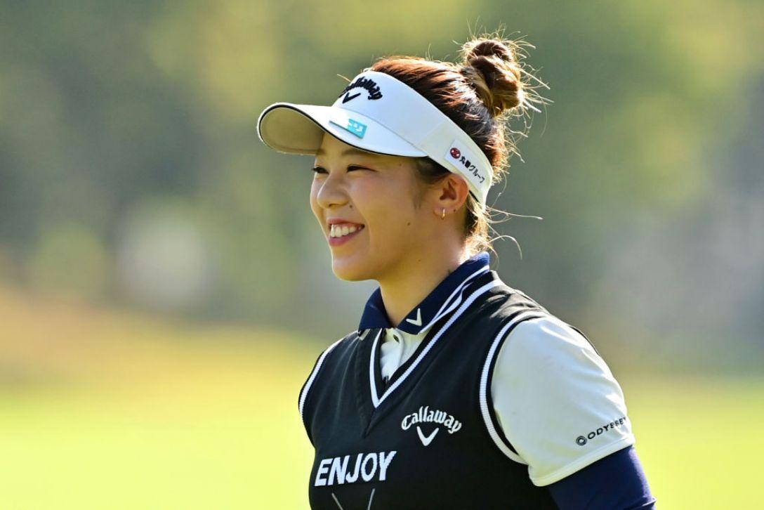 日本女子オープンゴルフ選手権 第2日 田中瑞希 <Photo:Atsushi Tomura/Getty Images>