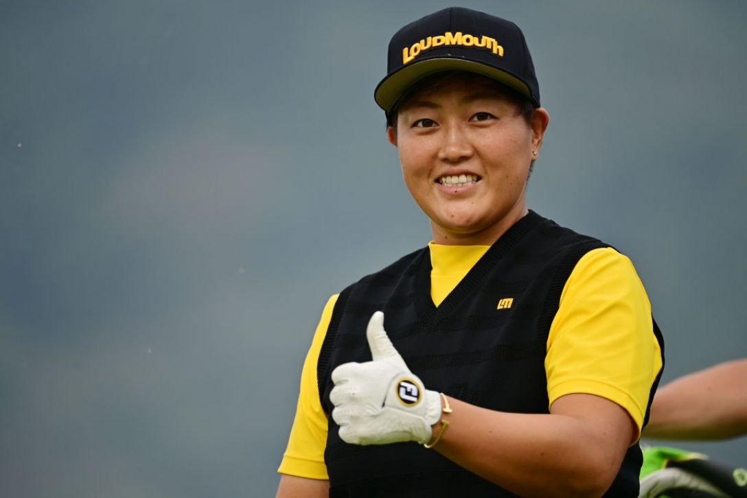日本女子オープンゴルフ選手権 第3日 工藤遥加 <Photo:Atsushi Tomura/Getty Images>