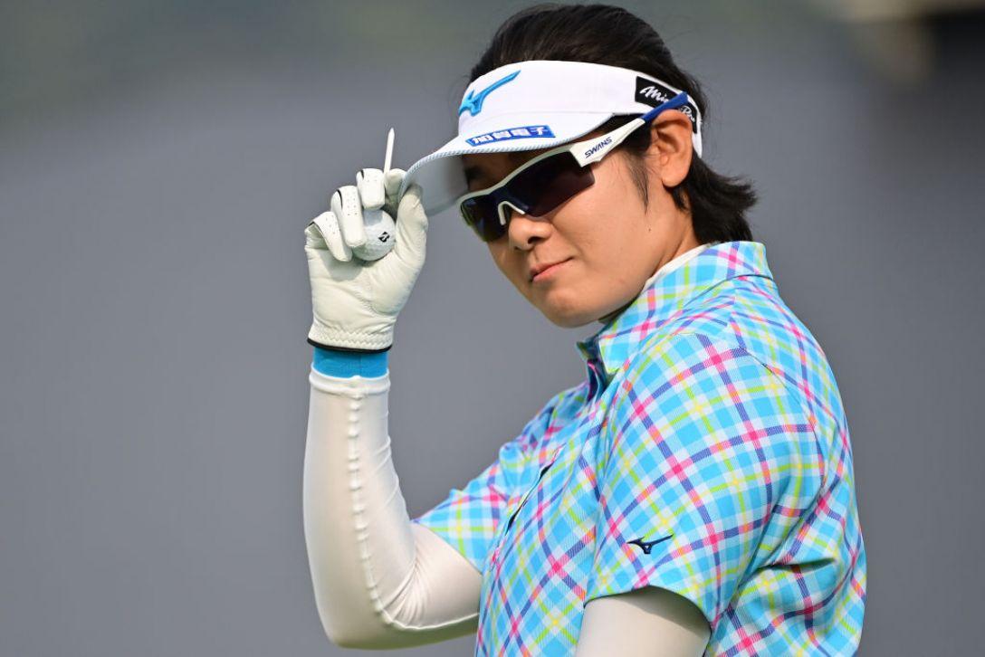 日本女子オープンゴルフ選手権 第3日 川岸史果 <Photo:Atsushi Tomura/Getty Images>