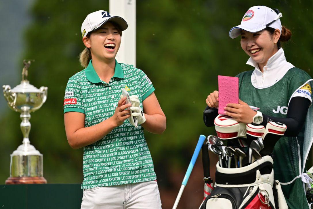 日本女子オープンゴルフ選手権 第3日 木下彩 <Photo:Atsushi Tomura/Getty Images>