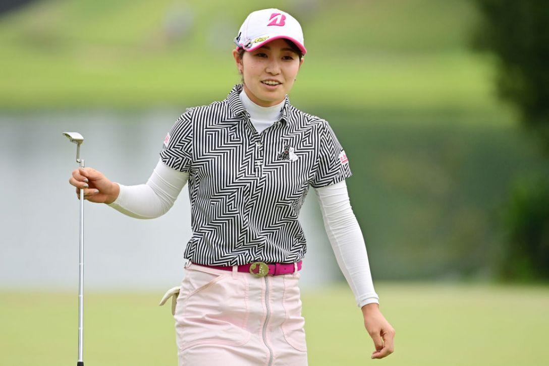 日本女子オープンゴルフ選手権 最終日 蛭田みな美 <Photo:Atushi Tomura/Getty Images>