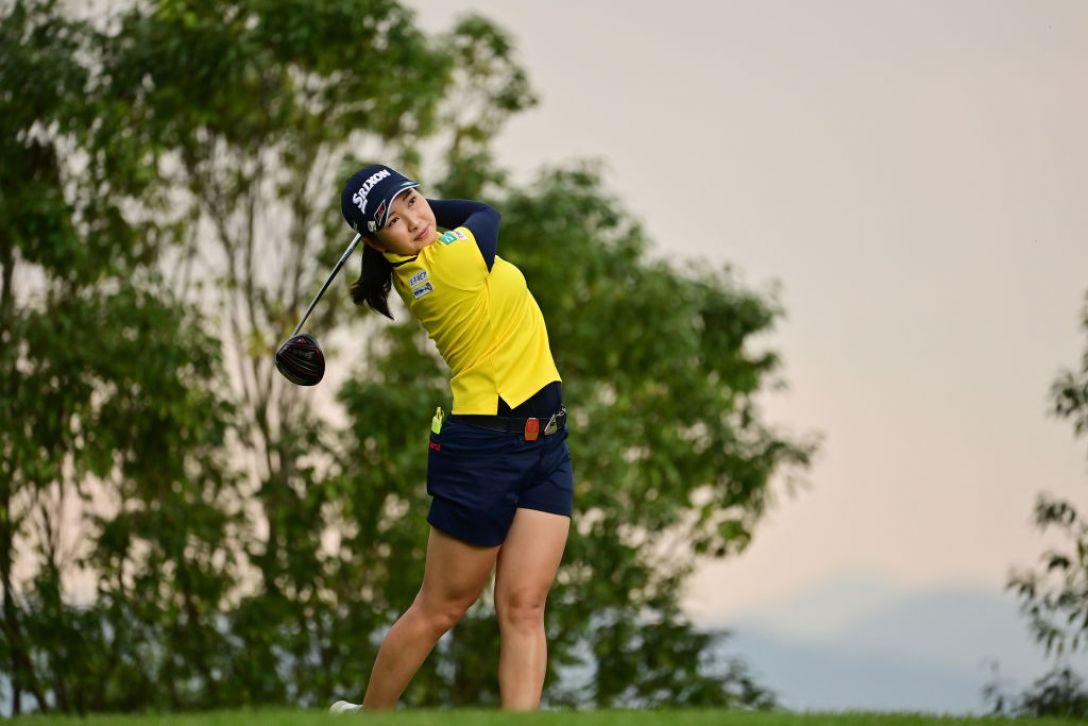 小祝 さくら 2020年度 日本女子オープンゴルフ選手権 2