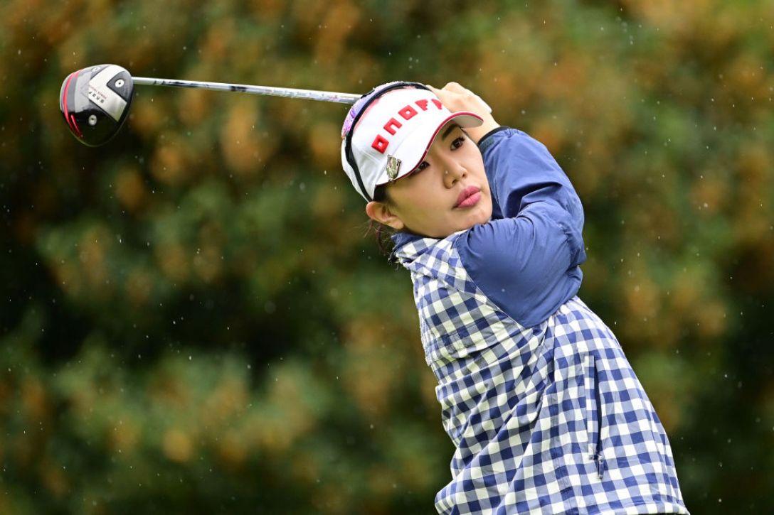 スタンレーレディスゴルフトーナメント 第1日 黄アルム <Photo:Atsushi Tomura/Getty Images>