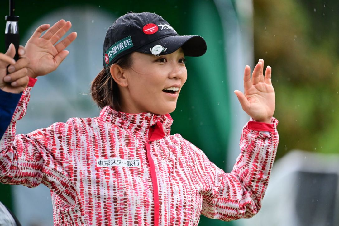 スタンレーレディスゴルフトーナメント 第1日 テレサ・ルー <Photo:Atsushi Tomura/Getty Images>