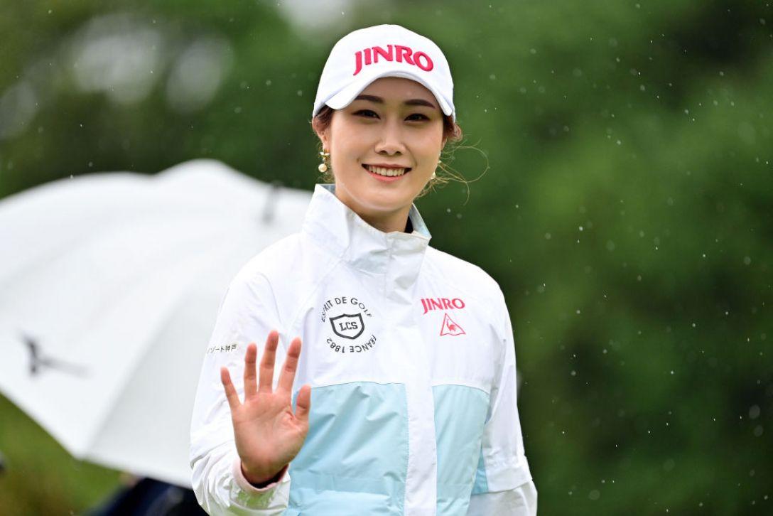 スタンレーレディスゴルフトーナメント 第1日 キムハヌル <Photo:Atsushi Tomura/Getty Images>