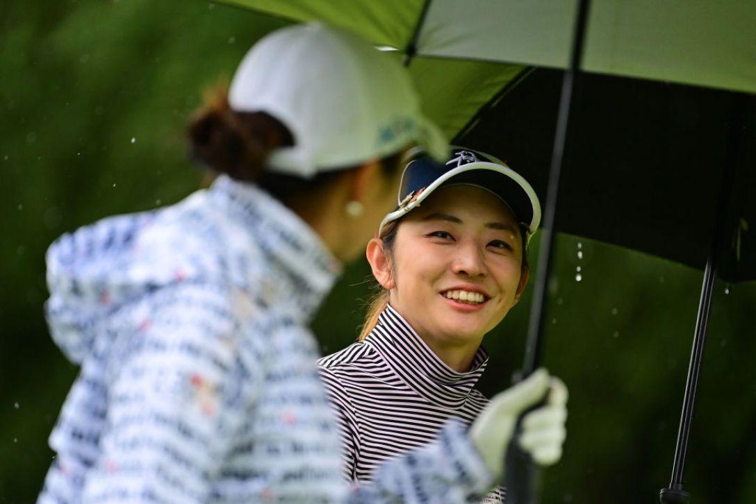 スタンレーレディスゴルフトーナメント 第1日 斉藤愛璃 <Photo:Atsushi Tomura/Getty Images>