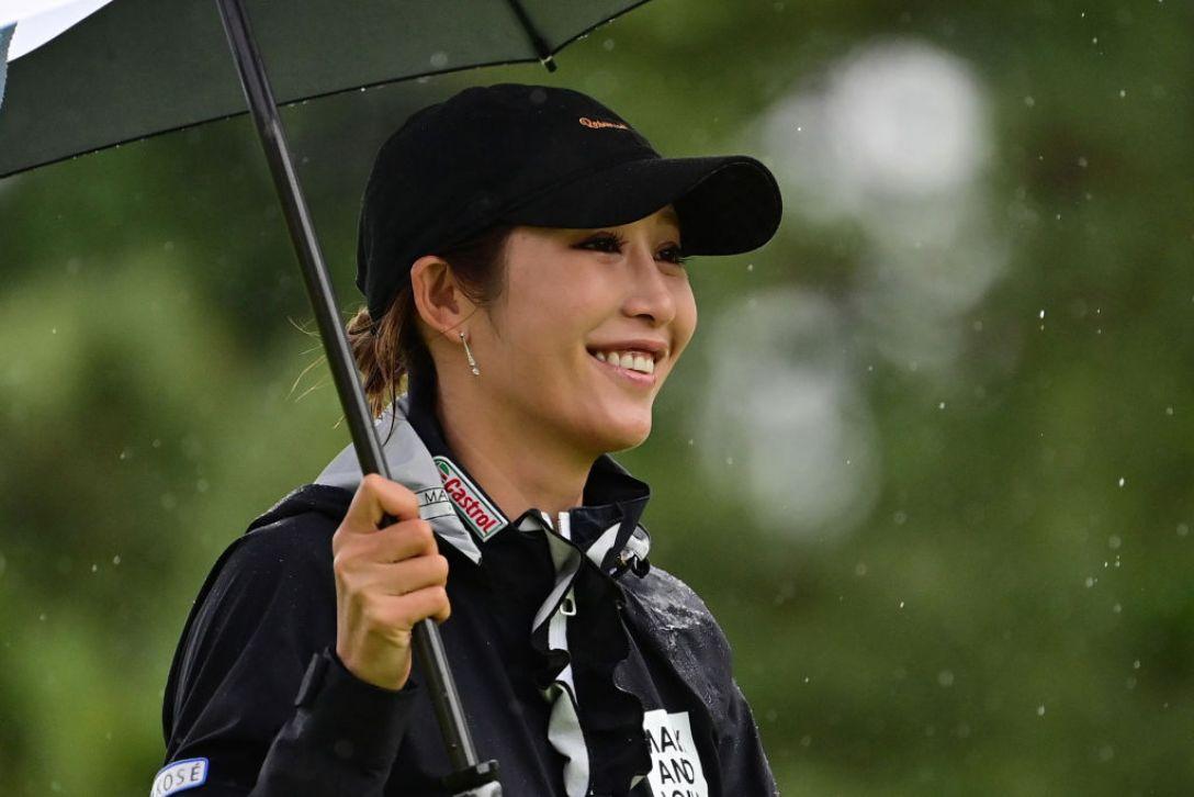 スタンレーレディスゴルフトーナメント 第1日 金田久美子 <Photo:Atsushi Tomura/Getty Images>