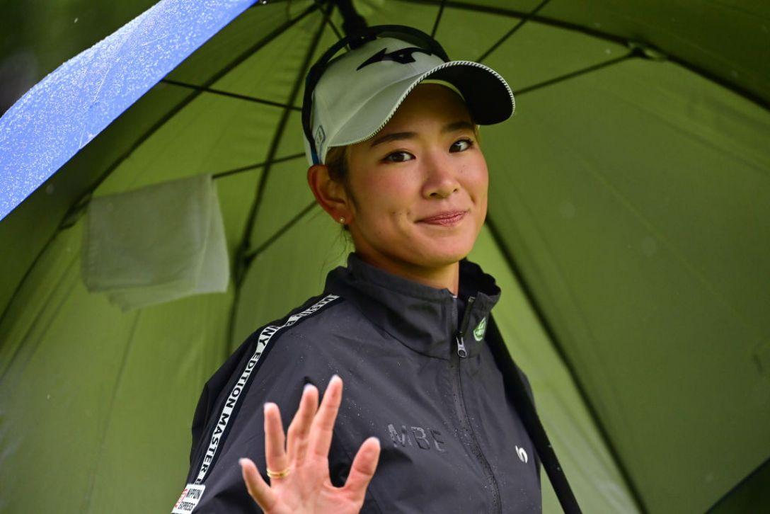 スタンレーレディスゴルフトーナメント 第1日 原英莉花 <Photo:Atsushi Tomura/Getty Images>