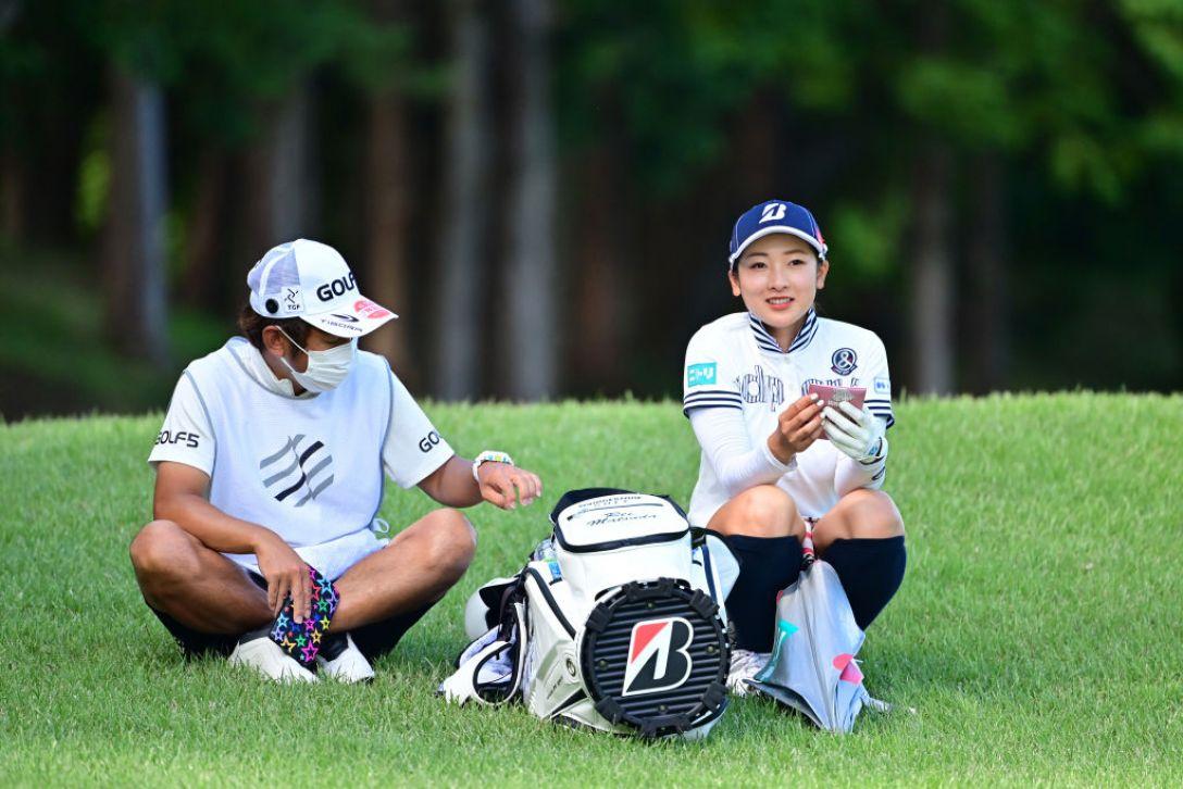 スタンレーレディスゴルフトーナメント 最終日 松田鈴英 <Photo:Atsushi Tomura/Getty Images>