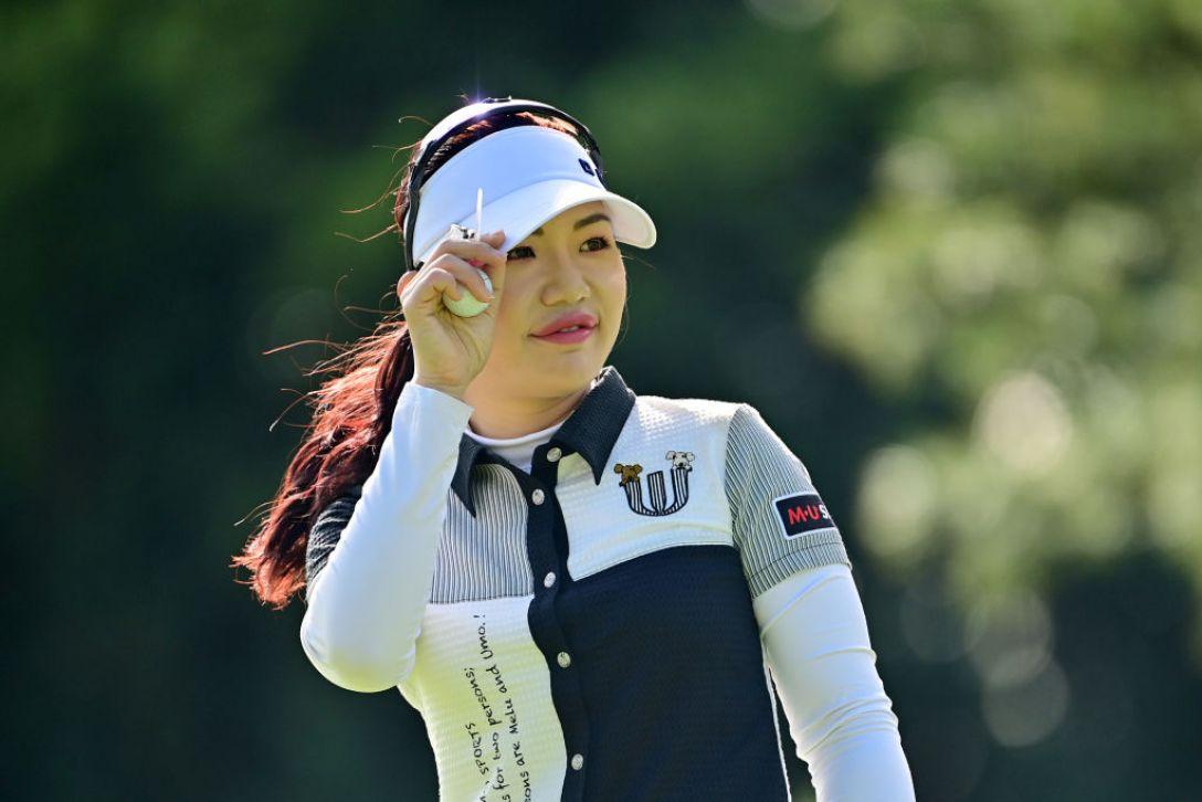スタンレーレディスゴルフトーナメント 最終日 黄アルム <Photo:Atsushi Tomura/Getty Images>