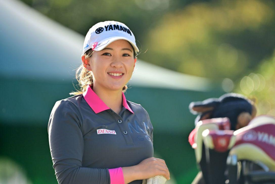 スタンレーレディスゴルフトーナメント 最終日 永井花奈 <Photo:Atsushi Tomura/Getty Images>