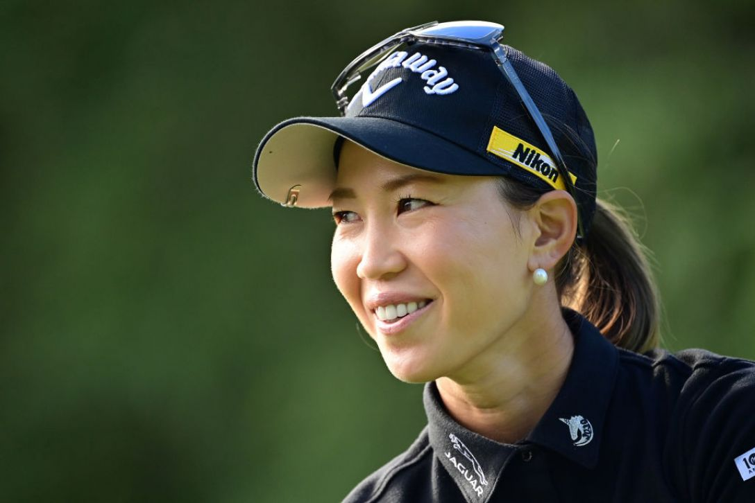 スタンレーレディスゴルフトーナメント 最終日 上田桃子 <Photo:Atsushi Tomura/Getty Images>