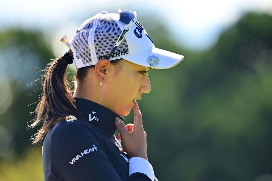 スタンレーレディスゴルフトーナメント 最終日 宮田成華 <Photo:Atsushi Tomura/Getty Images>