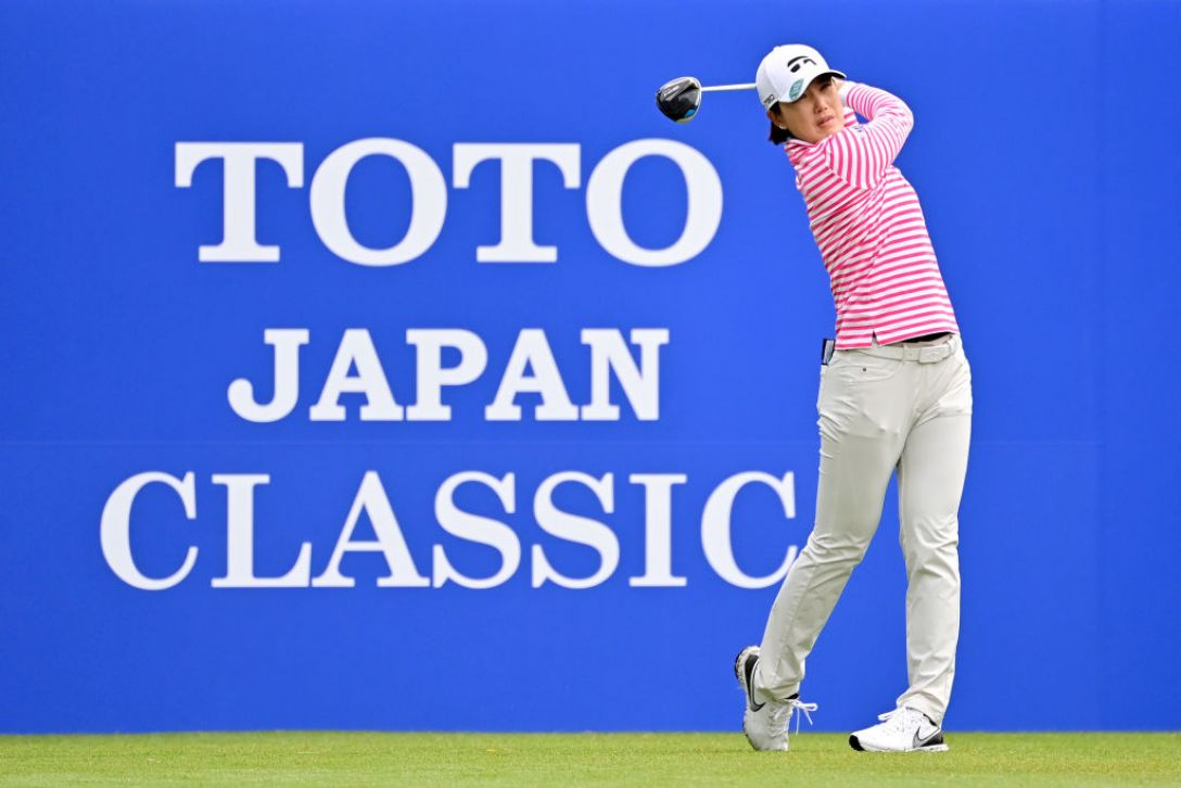 TOTOジャパンクラシック 第1日 全美貞 <Photo:Atsushi Tomura/Getty Images>