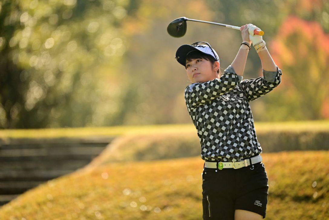 第36回伊藤園レディスゴルフトーナメント 第1日 田辺ひかり <Photo:Atsushi Tomura/Getty Images>