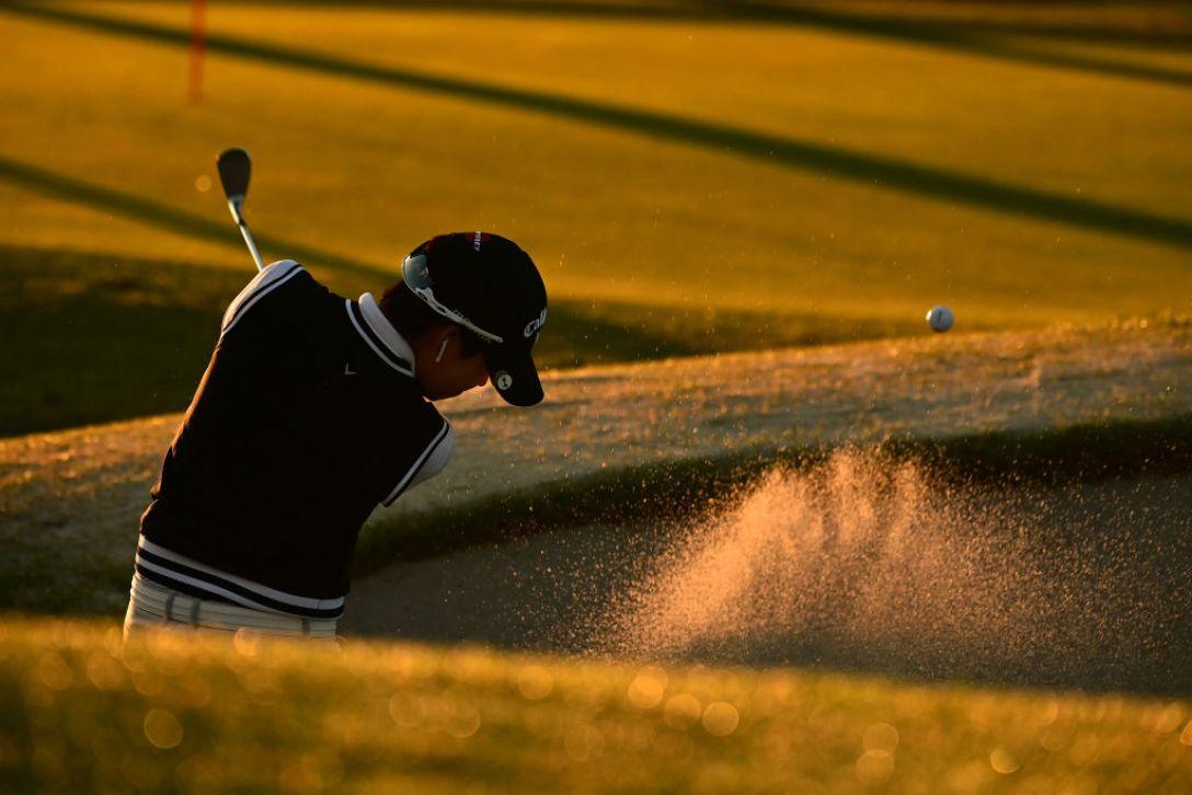 第36回伊藤園レディスゴルフトーナメント 第2日 ペヒギョン <Photo:Atsushi Tomura/Getty Images>