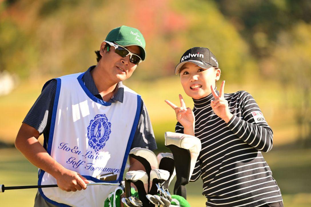 第36回伊藤園レディスゴルフトーナメント 最終日 イナリ <Photo:Atsushi Tomura/Getty Images>