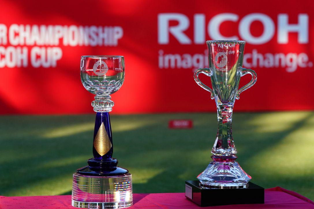 JLPGAツアーチャンピオンシップリコーカップ 第3日 <Photo:Ken Ishii/Getty Images>