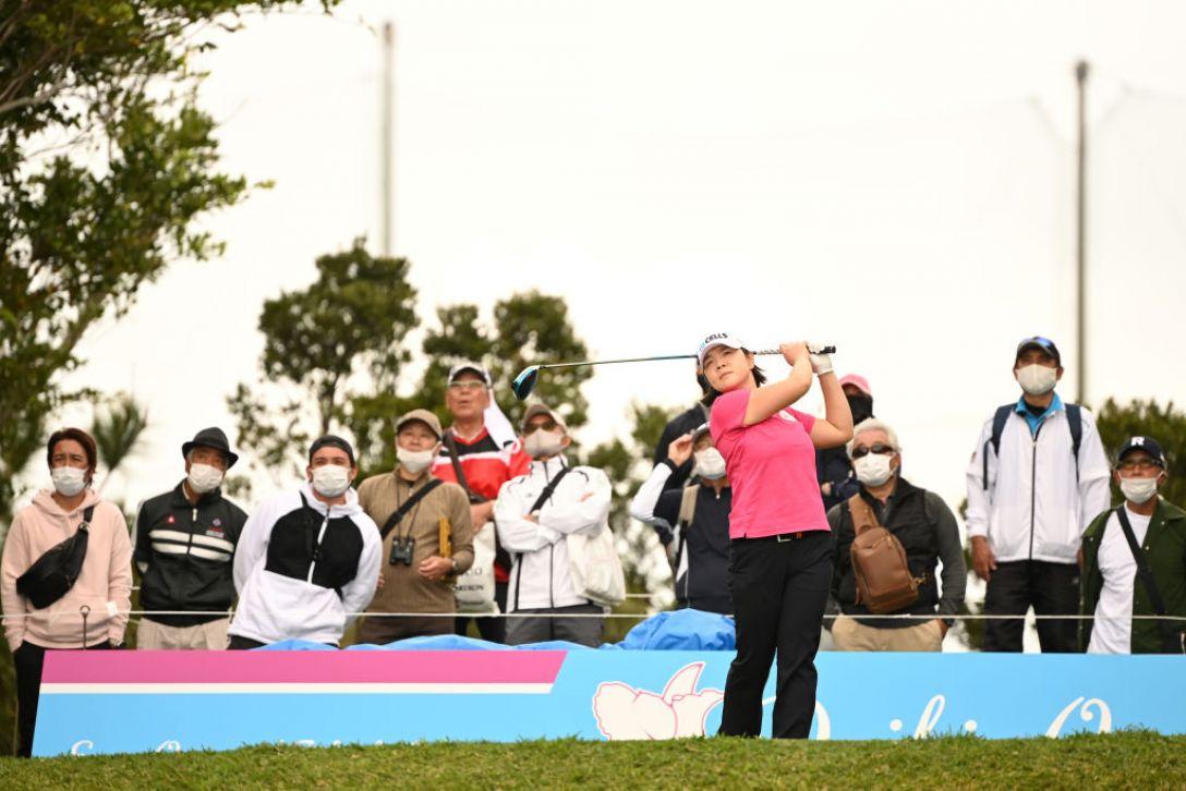 第34回ダイキンオーキッドレディスゴルフトーナメント 第1日 イミニョン <Photo:Atsushi Tomura/Getty Images>